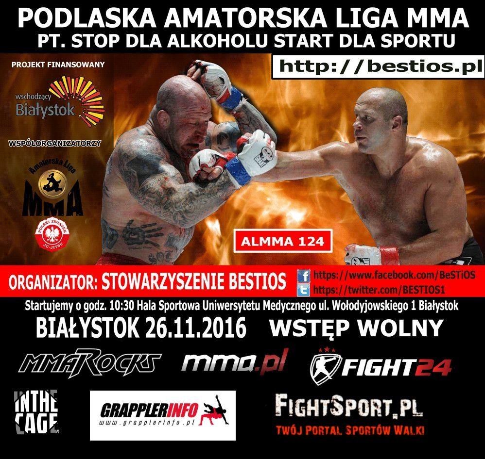 ALMMA 124 Białystok