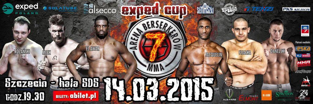 Arena Berserkerów Exped Cup 7