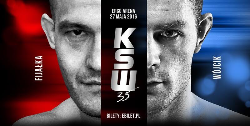 Fijałka vs Wójcik KSW 35