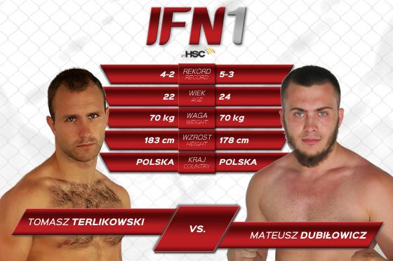 IFN 1 Terlikowski vs Dubiłowicz
