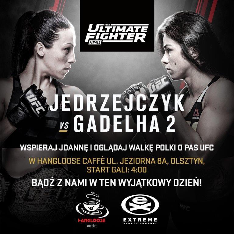 Joanna Jędrzejczyk vs Claudia Gadelha ESC